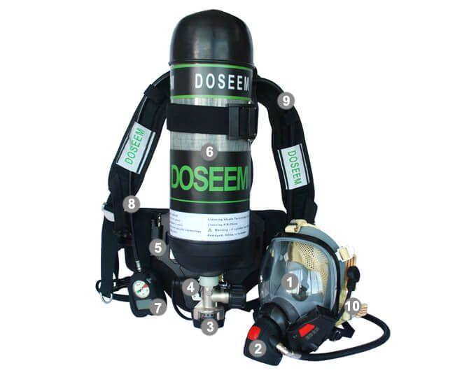 空气呼吸器(SCBA)