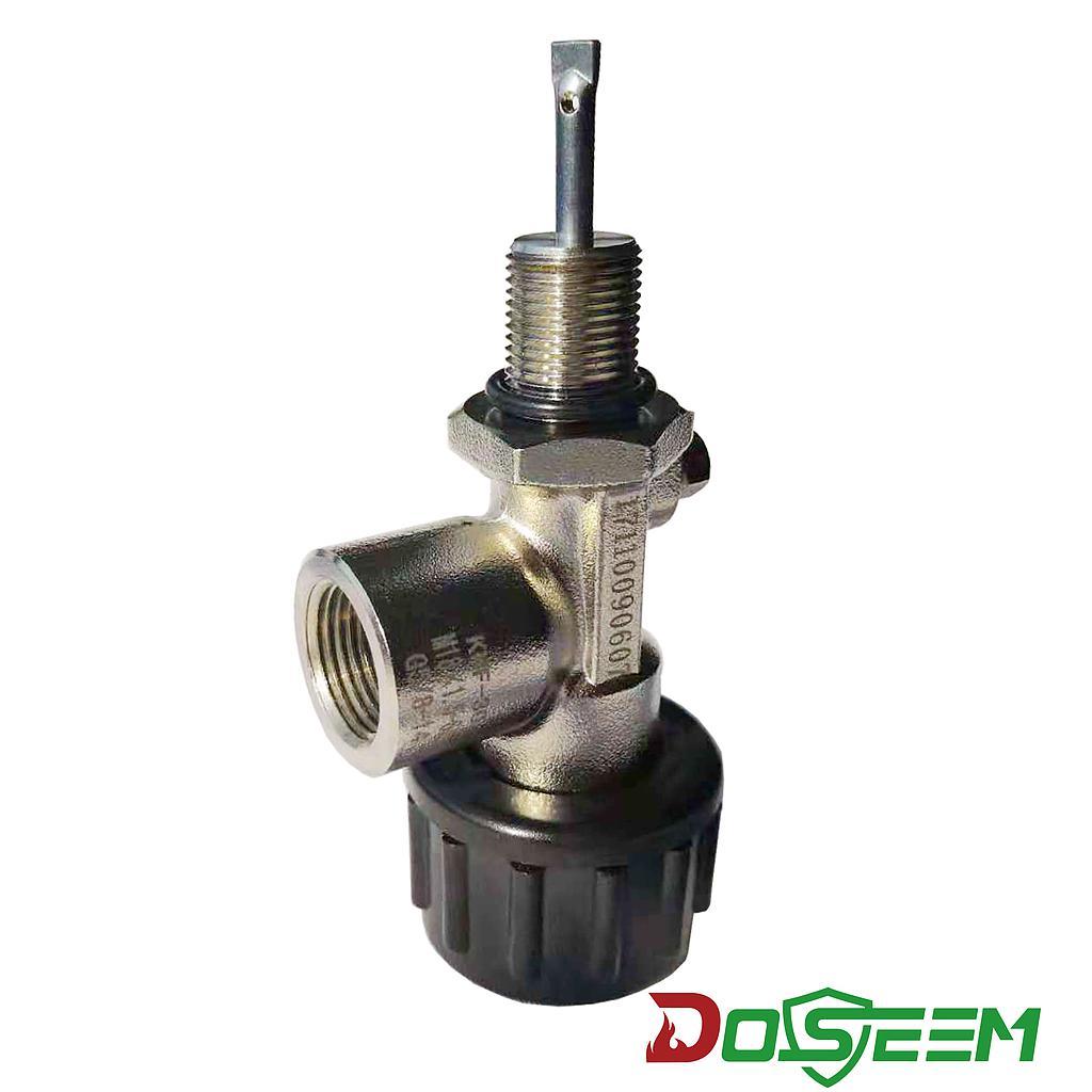 DOSEEM Self-locking cylinder valve KHF-30