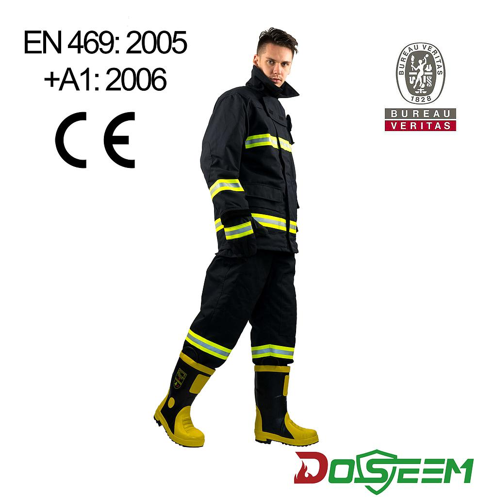 DOSEEM Firefighter Suit DSPC-4 (CE)