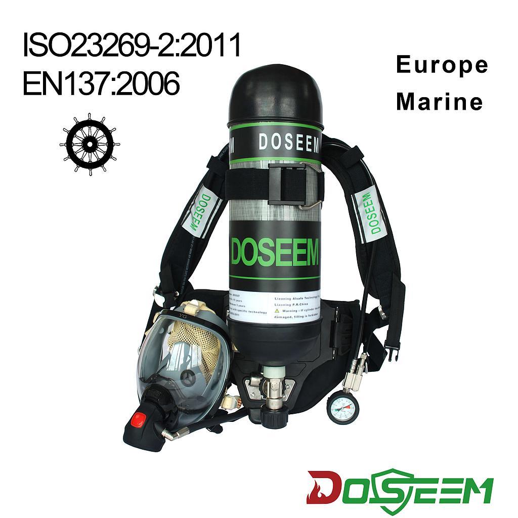 DOSEEM SCBA DSBA6.8P (MED)